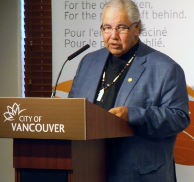 TRC chair Murray Sinclair