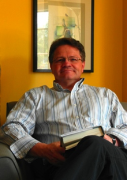 Richard Topping, Vancouver School of Theology's new principal