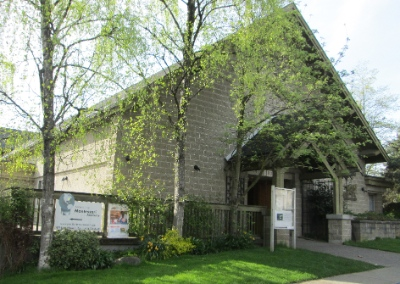 St. Mark's no longer holds worship services; the Anglican Church has yet to determine its future.
