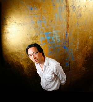 Makoto Fujimura will be at both the Vancouver Art Gallery and Regent College in July.