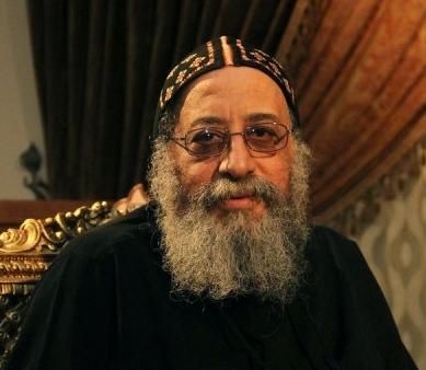 Pope Tawardos II is visiting Coptic communities across Canada this month.
