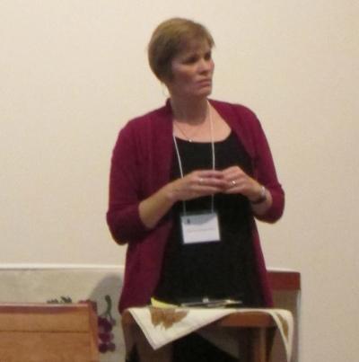 Sarah Jane Walker leader The Missional Network.