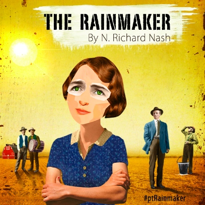 The Rainmaker kicks off Pacific Theatre's fall season.