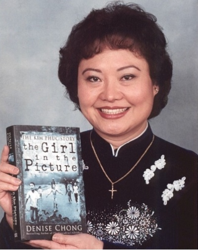 Kim Phuc will tell her inspirational story at Surrey Pentecostal Assembly.