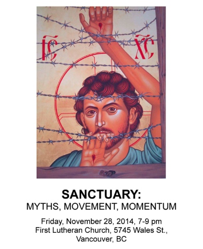 sanctuary forum_poster1