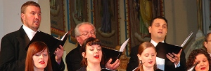 Vancouver Chamber Choir will perform Handel's Messiah at the Orpheum December 12.