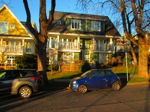 Formerly: Salvation Army: Kitsilano; now: housing.