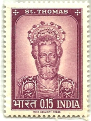 St. Thomas is said to have arrived in India in 52 AD.