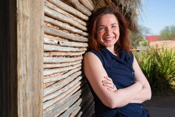Katharine Hayhoe will give a lecture on 'Climate: Time for a Change' May 7 at the Chan Centre.