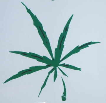marijuanaleafinside