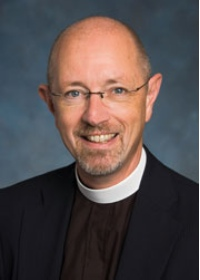 Dean Peter Elliott of Christ Church Cathedral played a major part in organizing Reconciliation Matters.