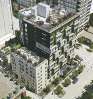 Vancouver City Council has approved plans for the New Jubilee House.