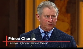 Prince Charles, from a video clip in which he lauded Alpha for renewing Anglican churches.