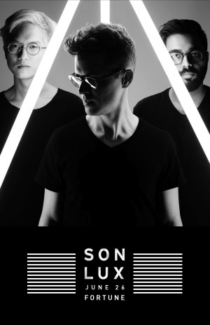 Son Lux will be here June 26.