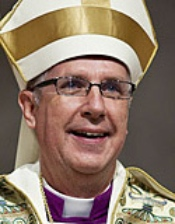 Bishop Charlie Masters is head of the ANiC.