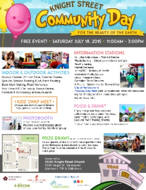 community day flyer20151