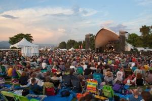 The Folk Fest was magical again this year. Photo by Joe Perez.