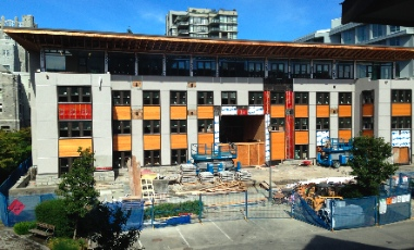 Vancouver School of Theology will be moving into a newly renovated building next month.