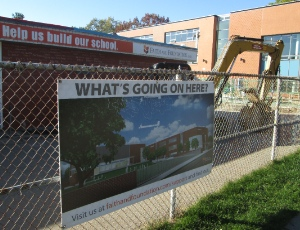 St. Augustine's Elementary School just moved into a brand new building this week.