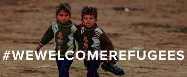 We Welcome Refugees is inviting all churches to discuss the Syrian refugee tragedy this Sunday, September 13.