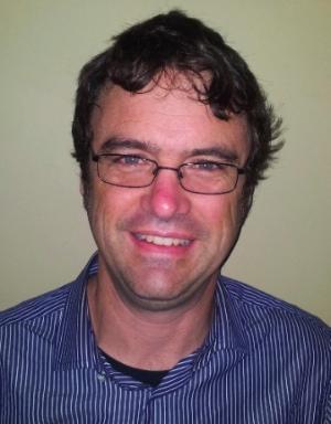 Mark Glanville front