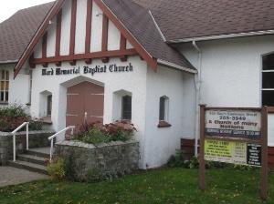 Ward Memorial Baptist Church run Shining Stars after school care.