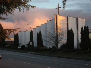 Finnish Bethel Church on Argyle now shares with 19Twenty.