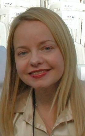 Susanna Kokkonen is director of the Christian Friends of Yad Vashem.