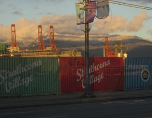 Development is encroaching on Strathcona from all sides.