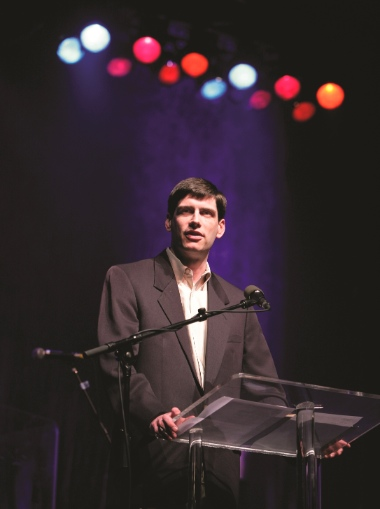 Will Graham, Billy Graham's grandson, will speak at the Greater Vancouver Festival of Hope launch March 31 at Broadway Church.
