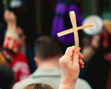 Join in The Way of the Cross in the Downtown Eastside on Good Friday.