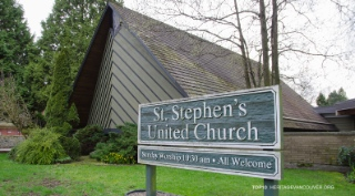 St.  Stephen's United Church has been added to Heritage Vancouver's 2016 Watch List.