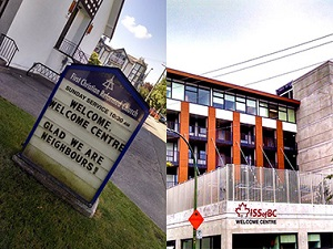 First CRC is working closely with their new neighbour, the Welcome Centrre of the Immigrant Services Society of BC.