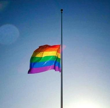 gay flag inside 1