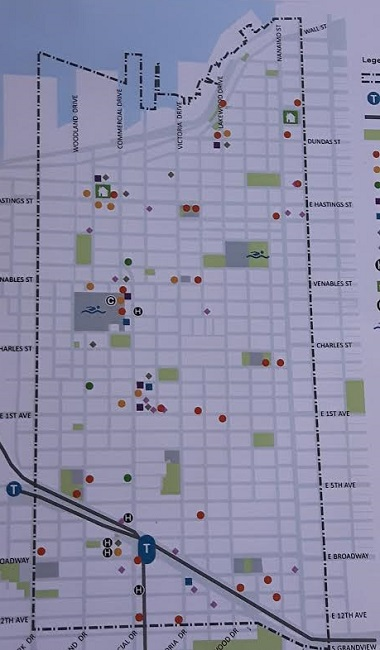 This is a draft of a new map for the Plan that identifies Places of Worship, previously left out of the Community Plan. I sent them five more sites that are not reflected on this map yet.