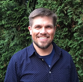 Trevor Vanderveen prays for the peace of the city, but he and his congregation are also active in the community.
