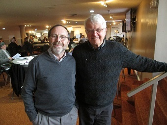 Ray Bakke and Glenn Smith have been leaders in urban ministry for several decades.