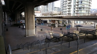 There will be Prayer Walks leaving from Gate 10 of Rogers Arena on each of the next three Saturday mornings.