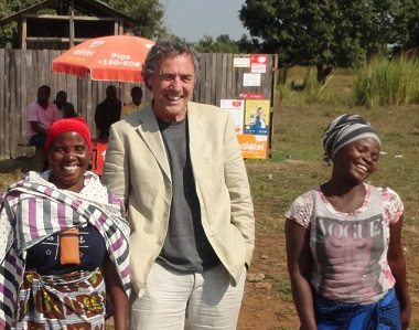 Alan Twigg, publisher of BC BookWorld and BCBookLook, wants to help out Father Placid and the community of Luhambero in Tanzania.