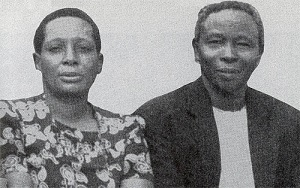 Simeon and Eva Nsimbambi.