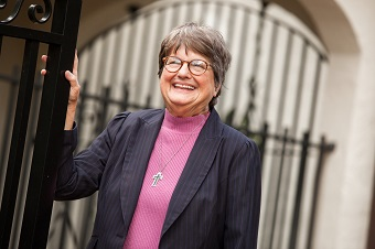 Sister Helen Prejean was in Vancouver for the Dead Man Walking opera late last month.